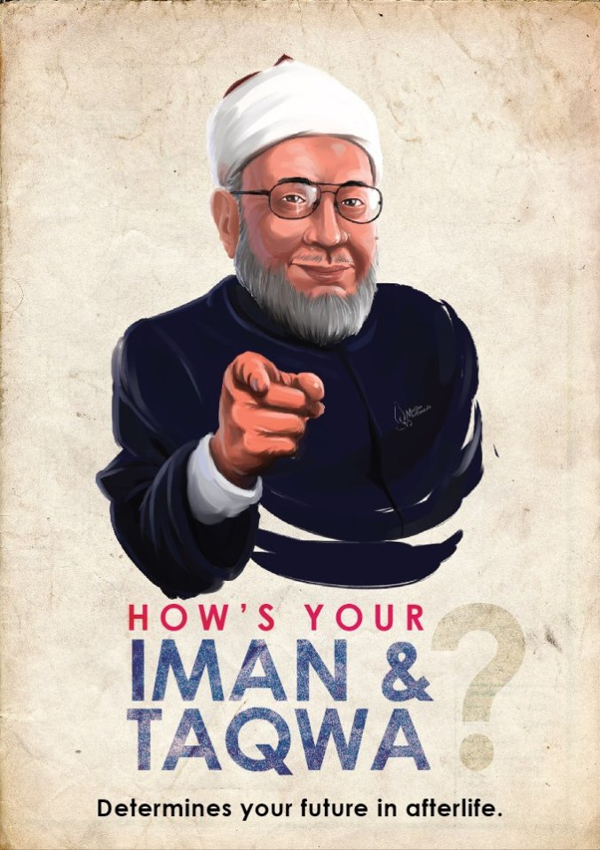 How is ur iman?